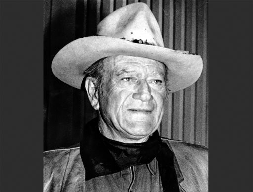 (AP Photo, File). FILE - This 1978 file photo shows actor-director John Wayne. California lawmakers have defeated a resolution intended to honor Wayne after opponents challenged what they say are racist statements by the late actor.