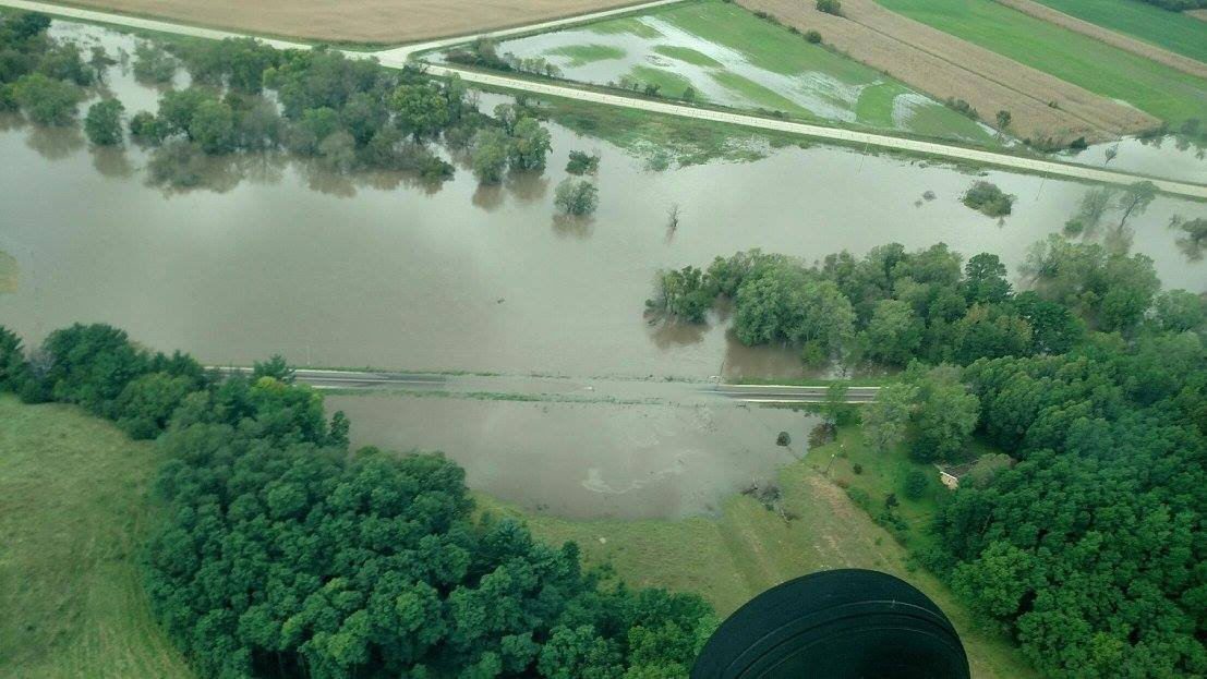 Photo Courtesy Richland County Emergency Management