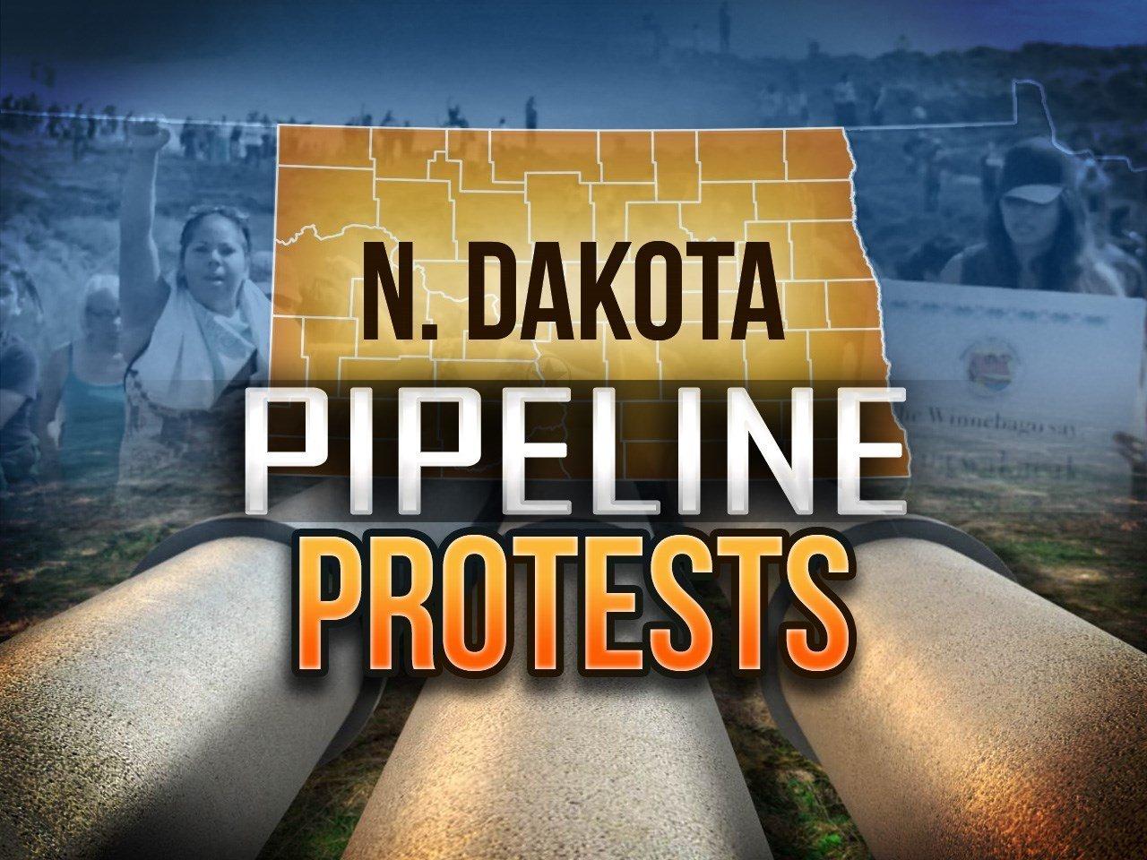 Dakota Access Pipeline: Activists celebrate halting of Dakota pipeline