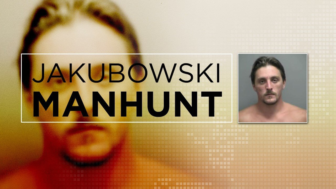 Wisconsin Man Caught After Manhunt Prompted By Manifesto, Stolen Guns