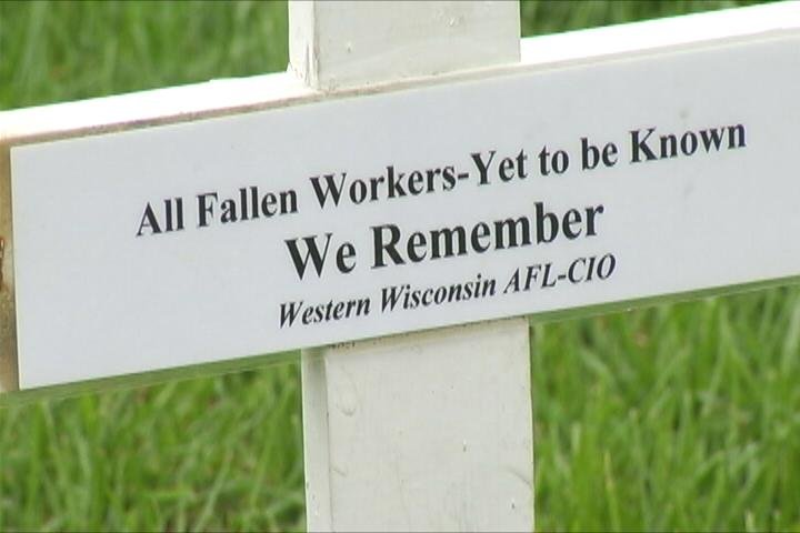 Thinking of safety, sacrifice on Workers Memorial Day
