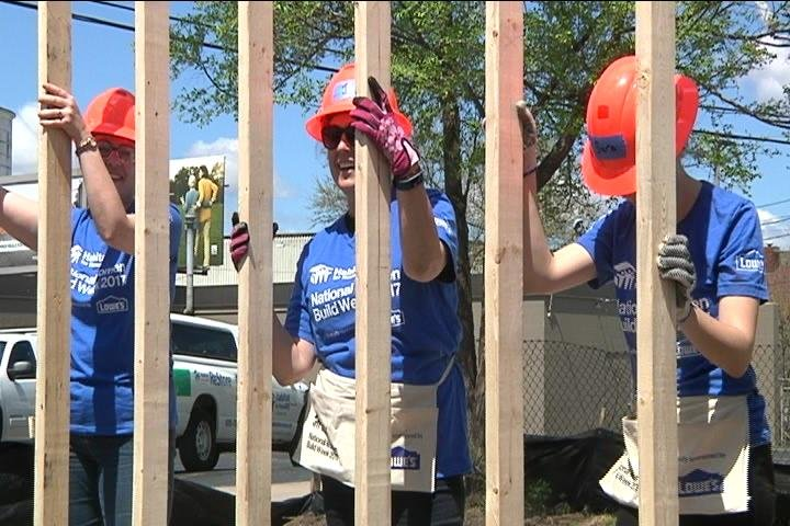 Sioux Falls celebrates Women Build Day with Habitat for Humanity