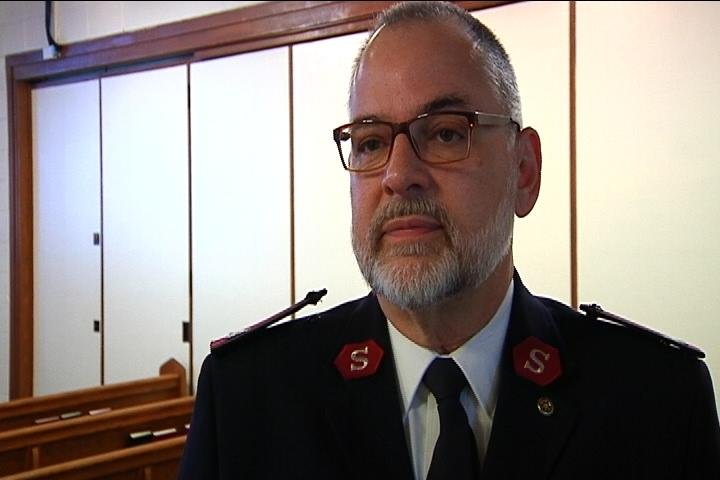 Major Jeff Richardson