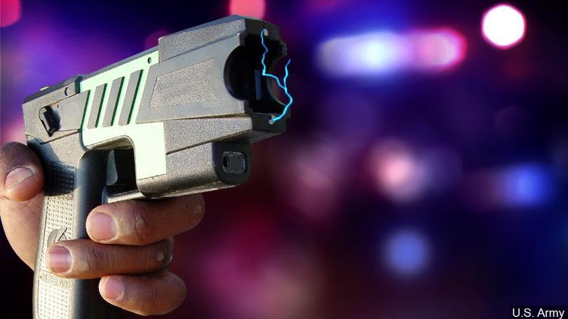 Cop Shoots Suspect With Stun Gun, Sets Beard, Chest Hair On Fire