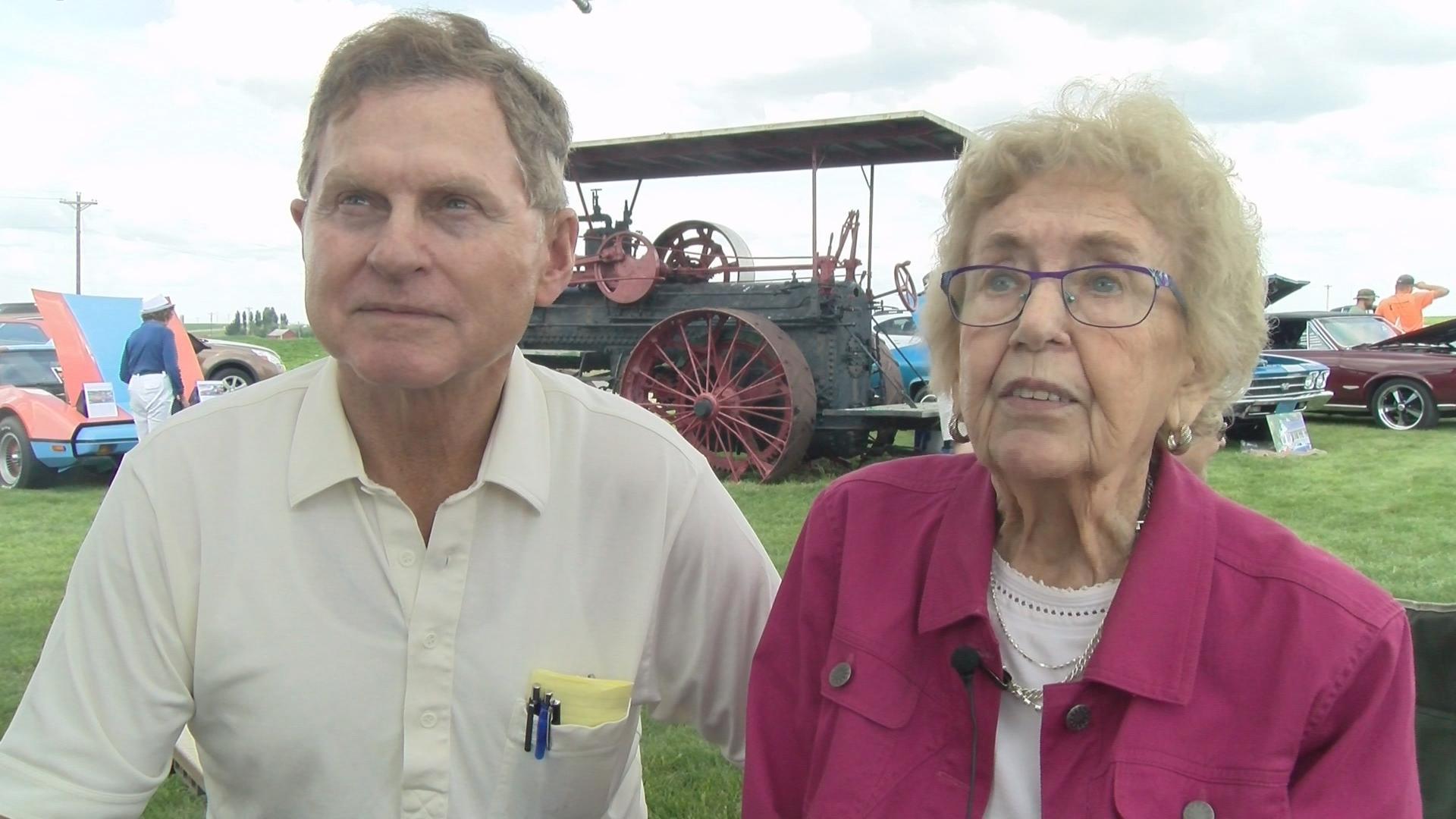 Paul Hundt and Arlene Schmidt