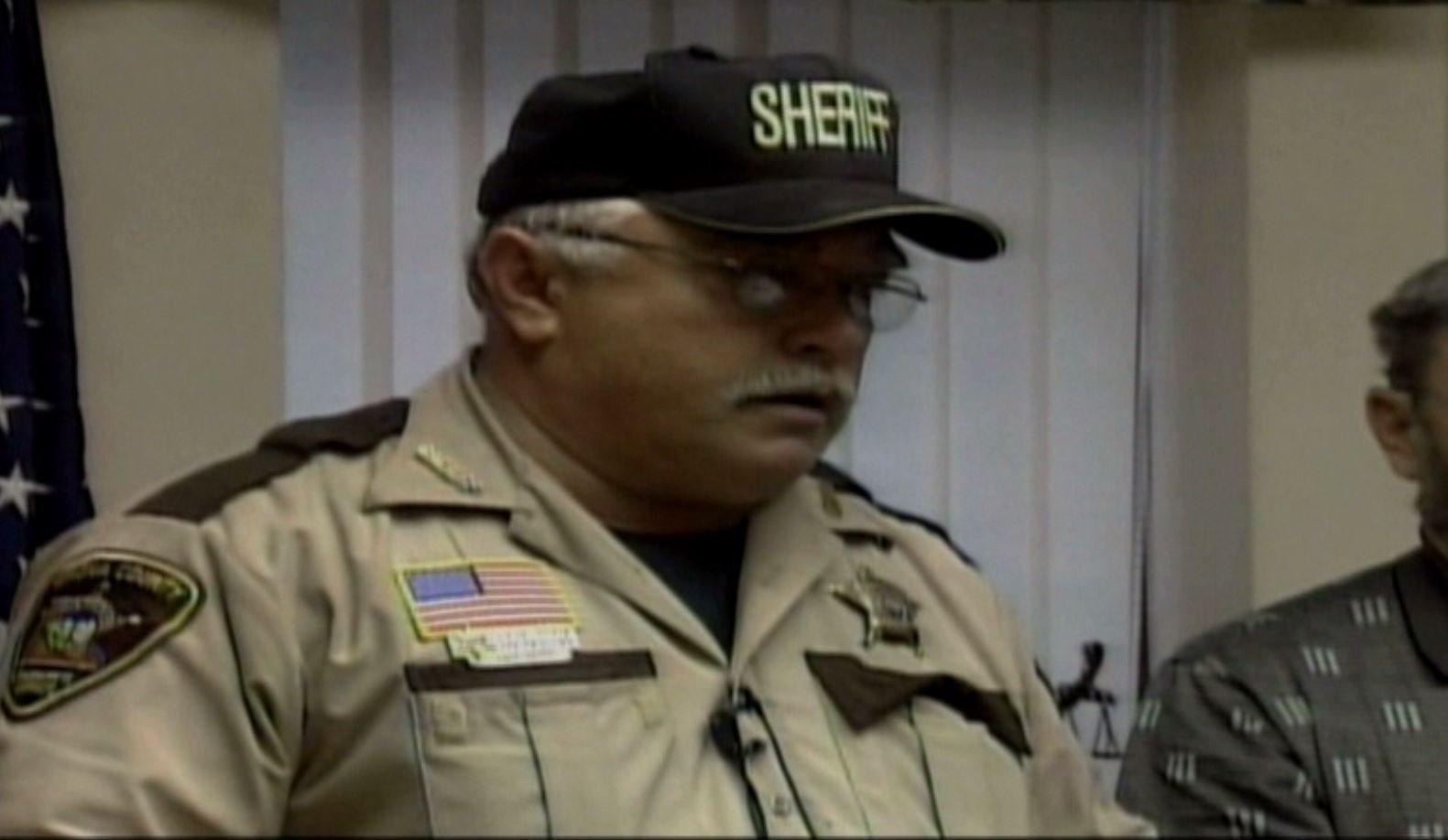 Winona County Sheriff Dave Brand in 2007