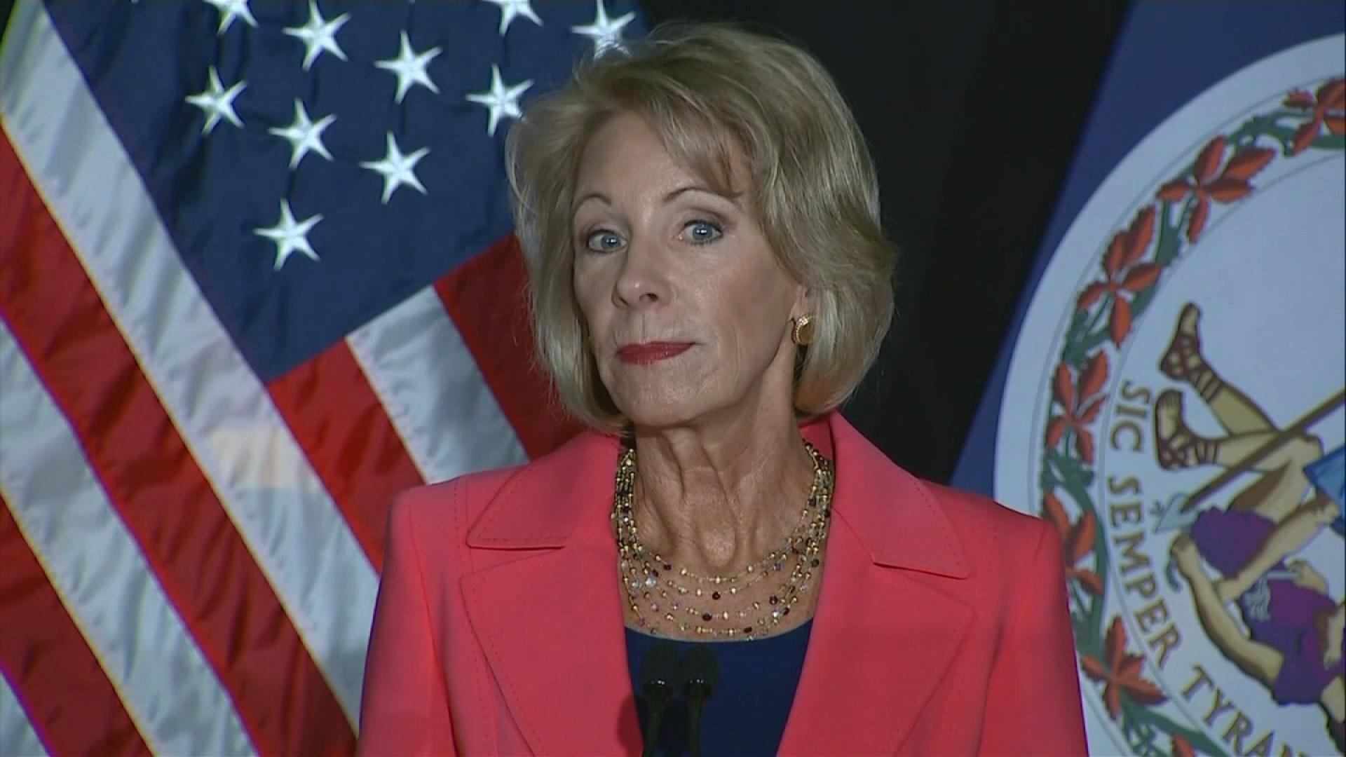 Betsy DeVos Is Planning A Major Title IX Announcement This Week