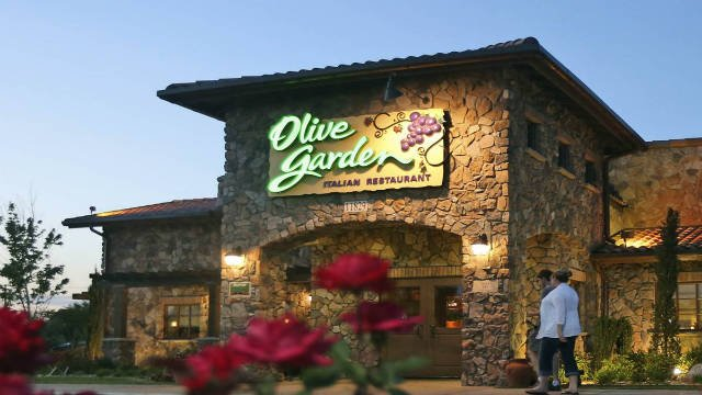 Olive Garden deals already sold out