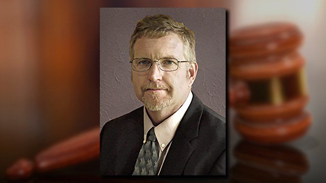 Trempealeau Co. District Attorney Taavi McMahon. Trempealeau Co. photo.