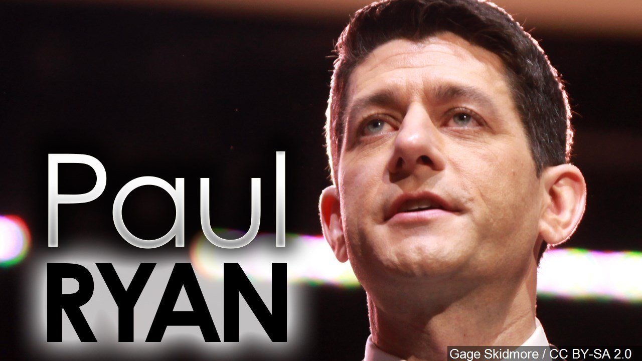 'No Regrets': House Speaker Paul Ryan Will Not Seek Re-Election