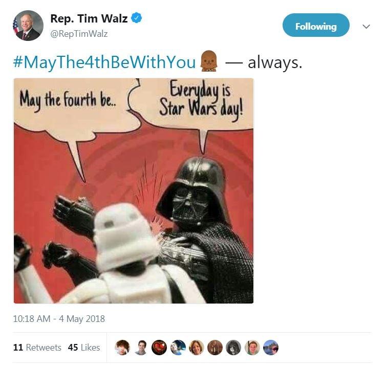 Rep. Tim Walz