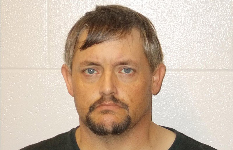 Booking photo of Benjamin Sidie courtesy of the Monroe County Sheriff's Office.