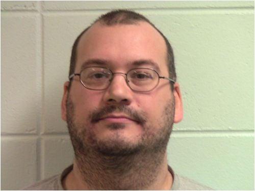 James Monson-photo from Monroe County Jail