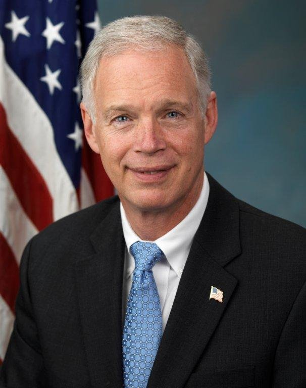 WI Senator Ron Johnson