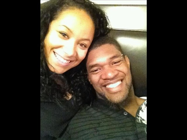Jovan Belcher and Kasandra M. Perkins-Facebook Photo