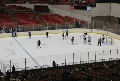 2012 appearance of Onalaska Girls Hockey at State