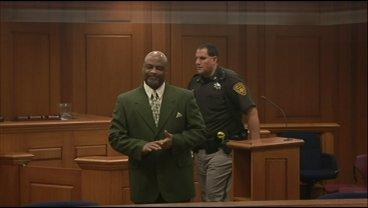 Izelia Golatt during his trial