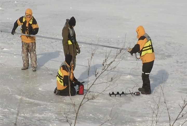 FILE: Crews search for a man presumed drowned in Winona