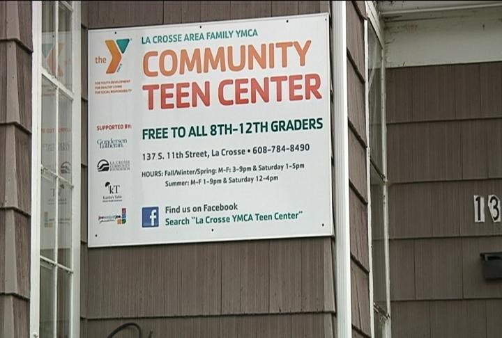 YMCA Teen Center