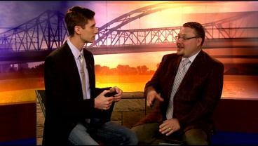 Director Greg Parmeter talks about the La Crosse Community Theatre's upcoming performances of Mary Poppins
