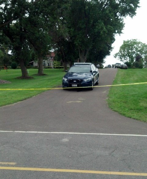 Osseo area home where shooting took place