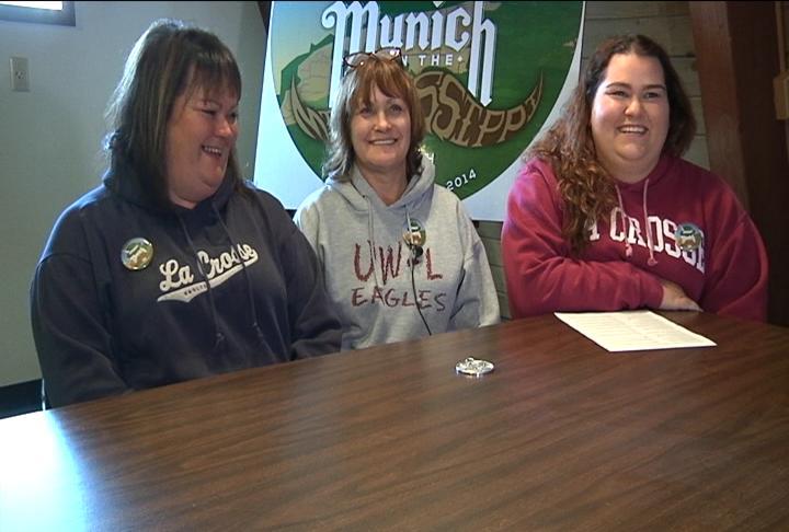 Dianna Hudson, Karen Black, and Lindsey Black