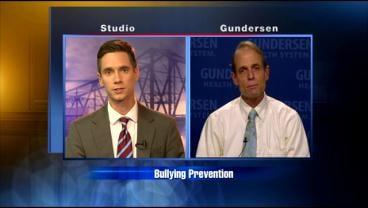Gundersen Health System's Jeff Reiland will host a public discussion about bullying on Oct. 2