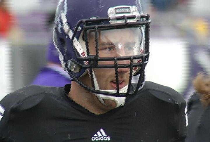 The Winona State senior is just one of 22 college football players in the country to be named to the AllState AFCA Good Works Team
