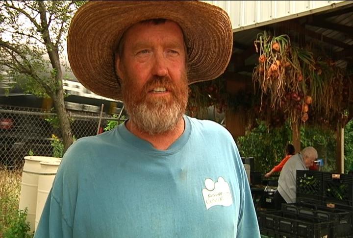 Todd Huffman, Garden Coordinator