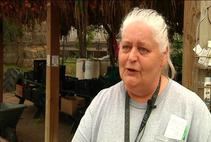 Debbie Moorhouse, Volunteer