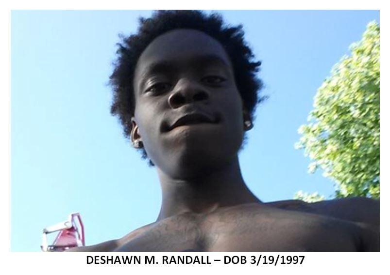 Deshawn M. Randall