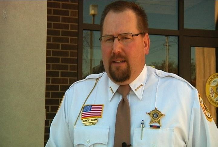 Duane Waldera, Sheriff