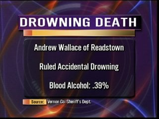 Readstown drowning victim autopsy released - WXOW News 19 ...
