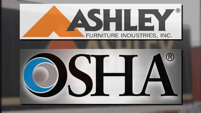 Ashley Furniture to pay $1 75 million in OSHA fines KWWL