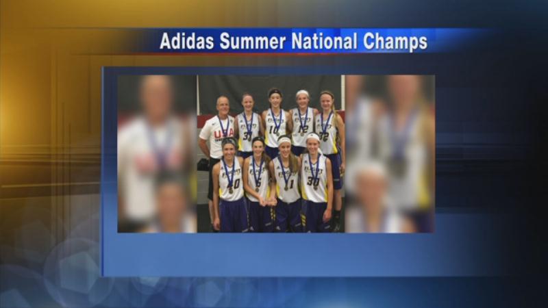 adidas girls basketball nationals