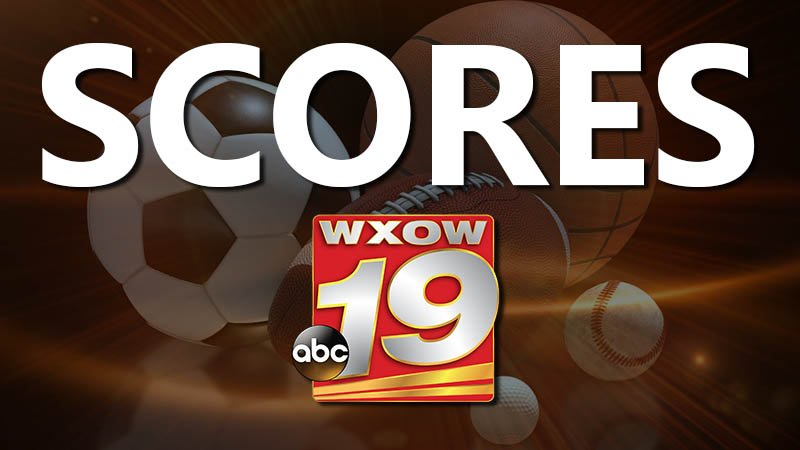 Wxow News Crosse >> Saturday S Local Scores Wxow News 19 La Crosse Wi News Weather