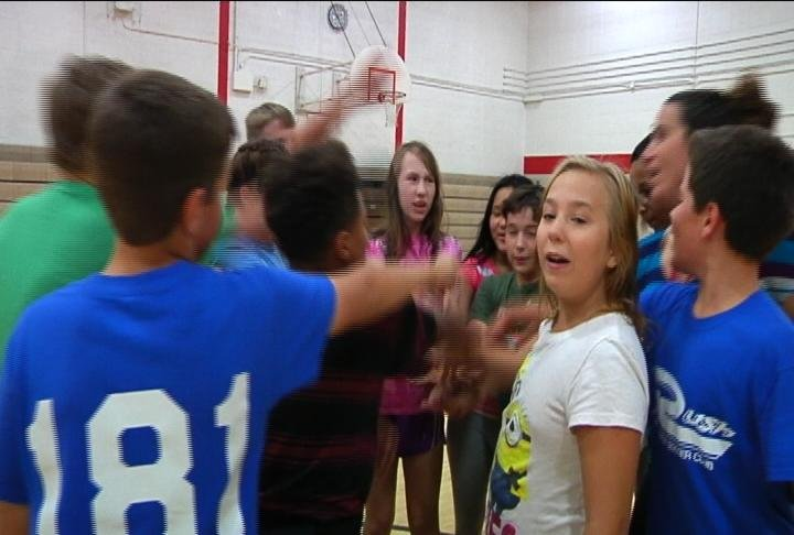 Lincoln Middle School Recognized For Healthy Habits Kttc Rochester Austin Mason City News