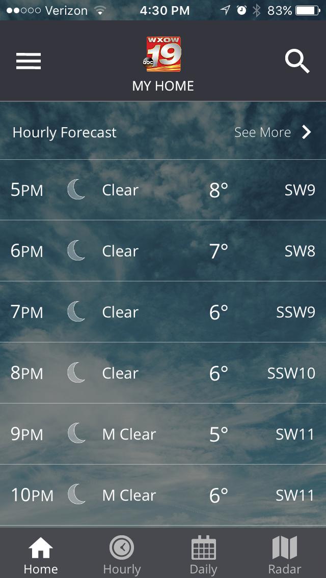 Get The Stormtracker 19 Weather App Wxow News 19 La Crosse Wi