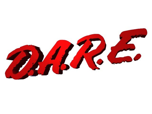 People possess with success signed upward to get D.A.R.E improvements.