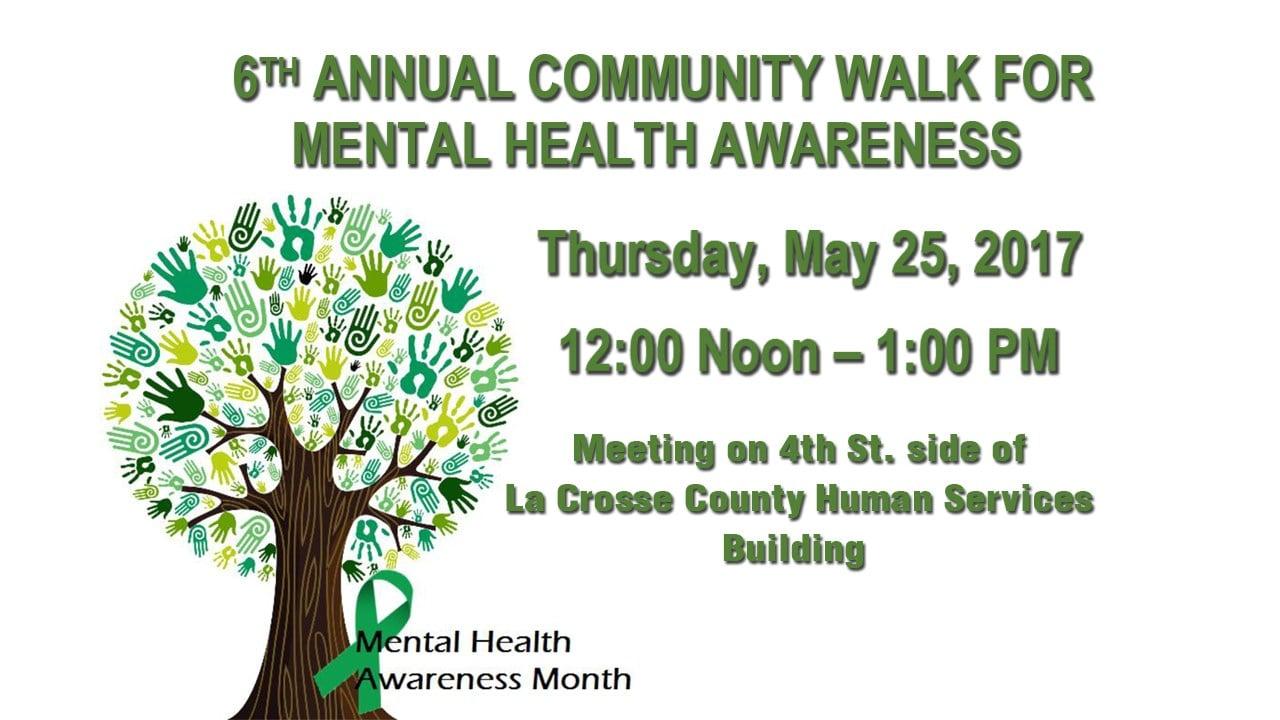 Wxow News 19 Weather >> Mental Health Awareness Walk - WXOW News 19 La Crosse, WI – News, Weather and Sports