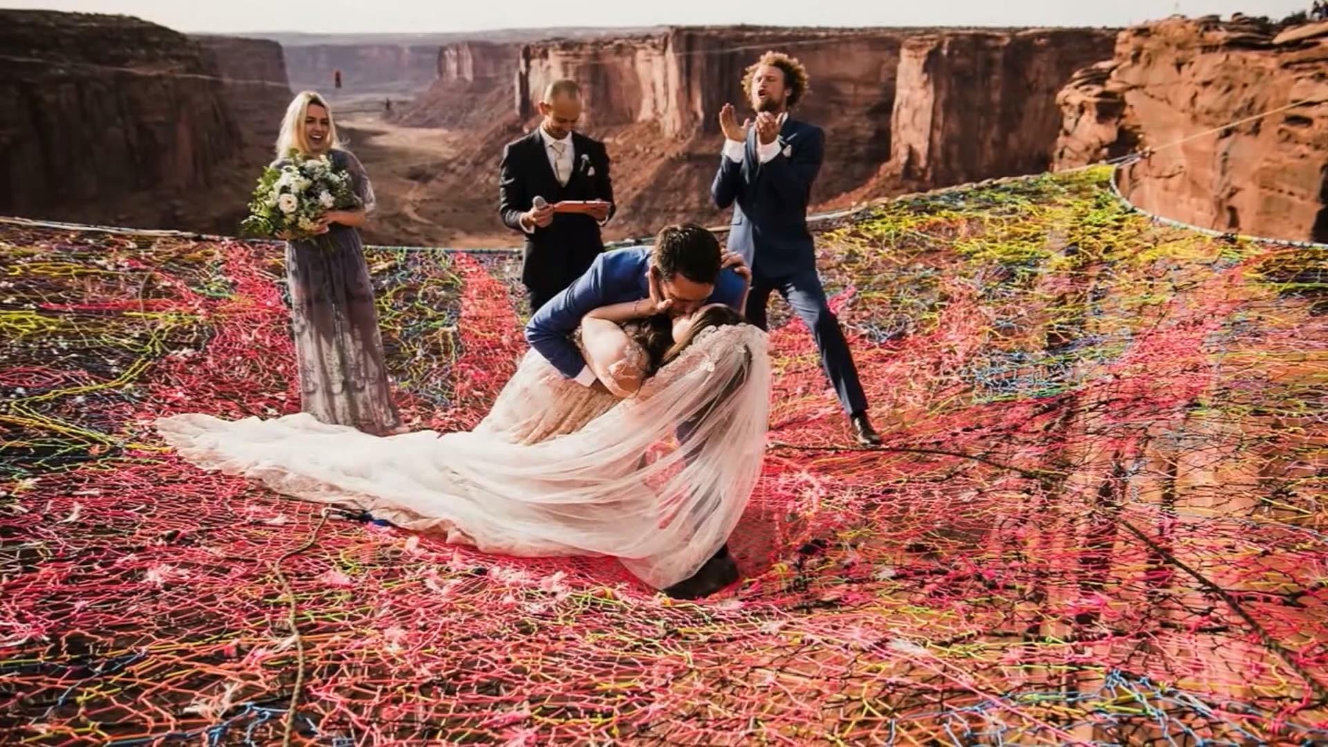 Viral wedding