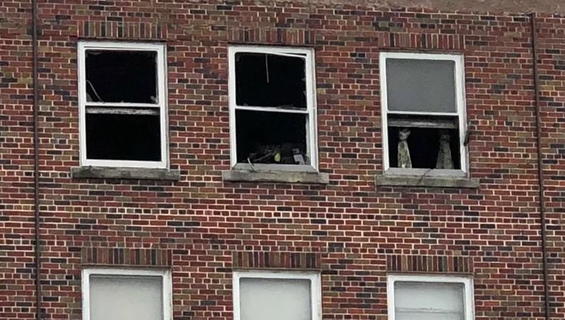 Toddler killed in portage apartment fire for Appart hotel quincy