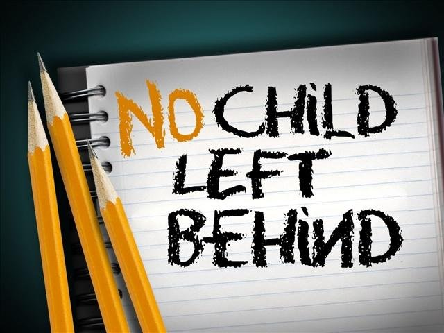The End of 'No Child Left Behind'