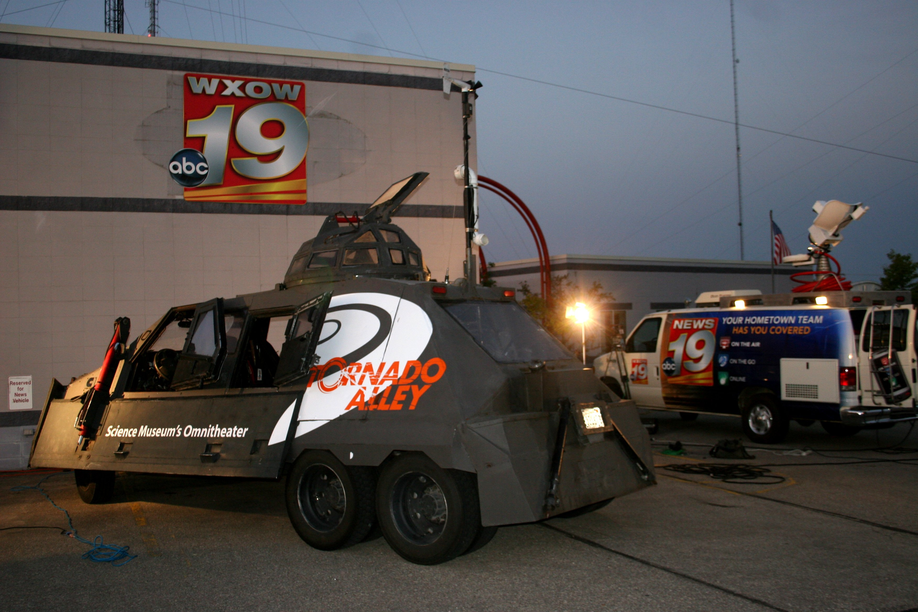Storm Chaser Car For Sale