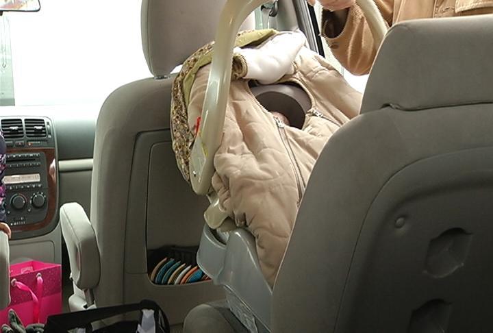 Rear Facing Car Seat Law Wisconsin