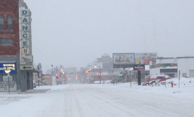 Update La Crosse Airport Reports Nearly 6 Inches Of Snow