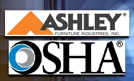 UPDATE Ashley Furniture Industries Expands On Statement OSHA