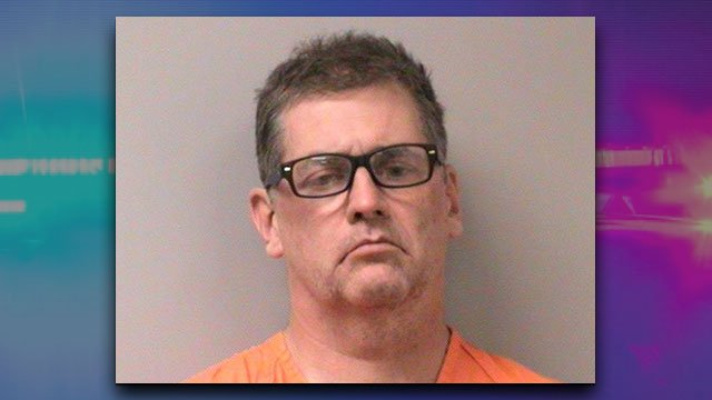 Booking photo of Jeffrey Martinson from La Crosse County.